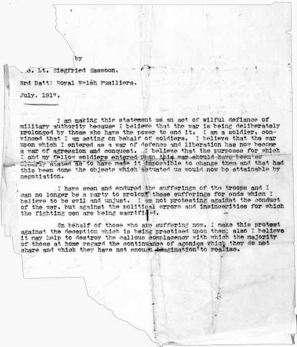 Sasssoon-againstwar-letter