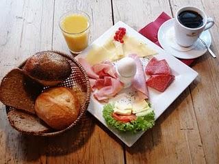 Redstateeclectic Deutsches Fruhstuck German Breakfast