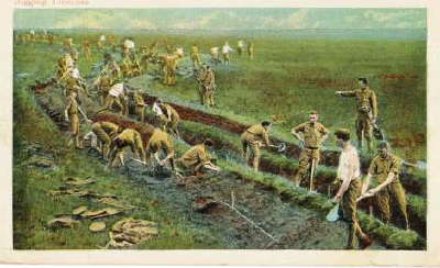 Digging-Ditches