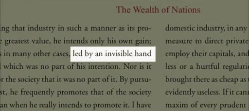 Smiths-invisible-hand-in-the-wealth-of-nations