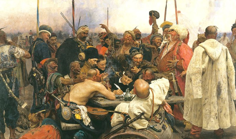 Repin_cossacks