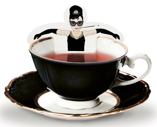 Audrey cup of tea