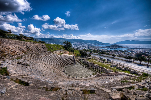 AncientTheatreBodrum