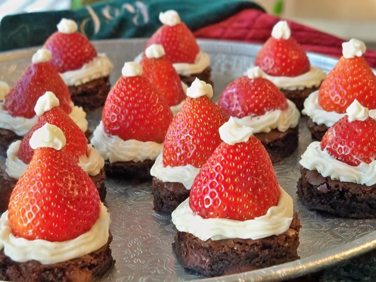 Сладкое на новогодний стол рецепты с фото