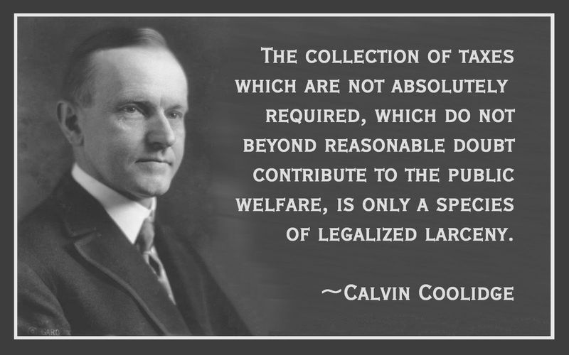 Calvin_Coolidge_Taxes