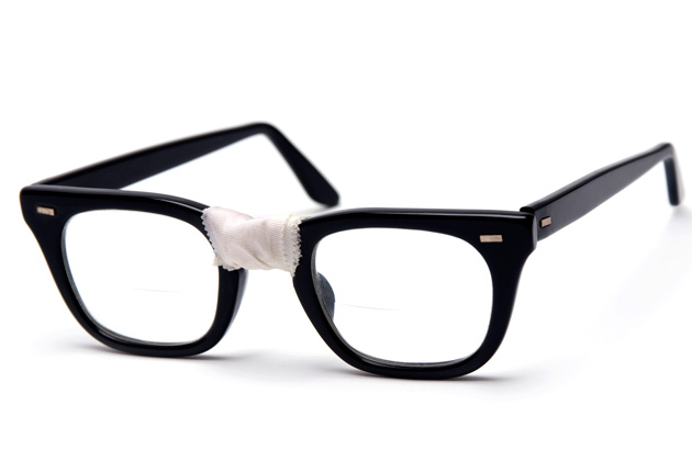 Repairedglasses