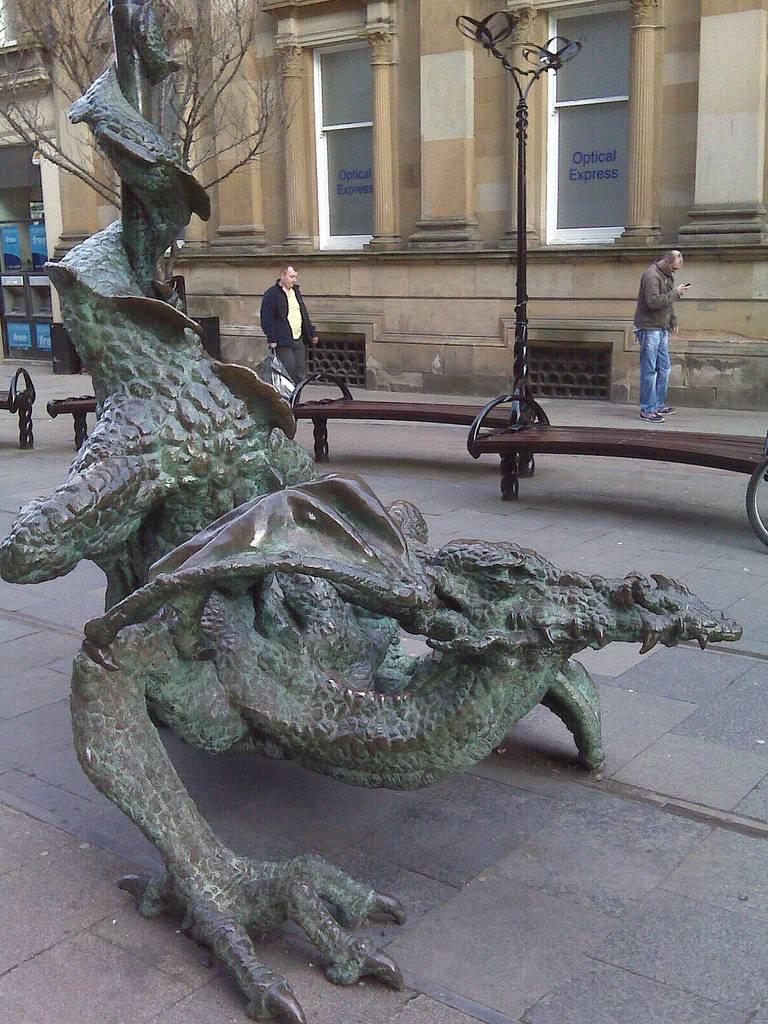Dragon+dundee
