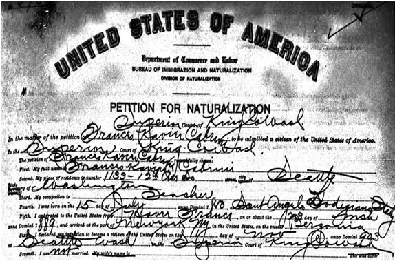 PetitionNaturalization