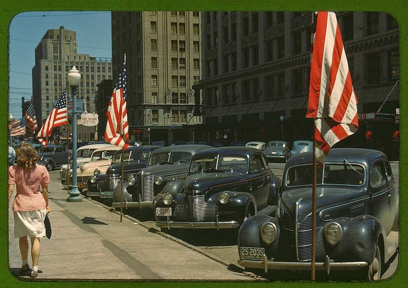 Lincoln, Nebraska, 1942