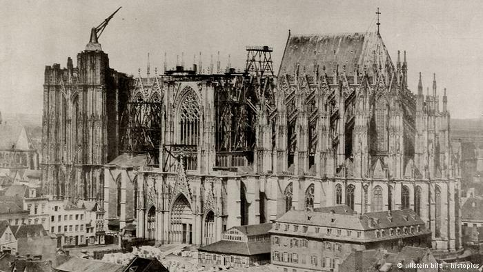 CologneCathedral1853