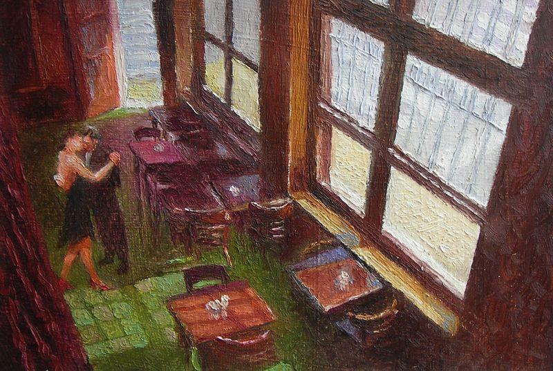 Cafe-tango