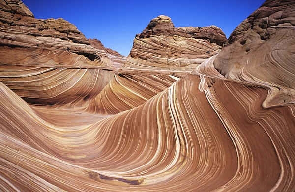 Cool Geological Layering