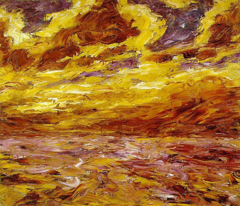Emil-Nolde-autumn-sea-
