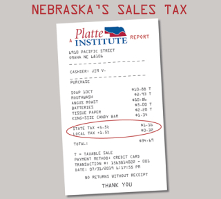 Nebraska's Sales Tax Homepage