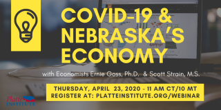 Copy of Copy of The Economic Impact of COVID-19 in Nebraska